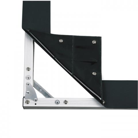 DMT Pixelscreen F10 SMD Fixed Installation 5000nit - LED SMD3535 marco negro - Imagen 1