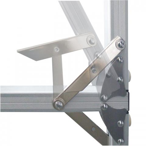 DMT Pixelscreen F6 SMD Fixed Installation 5000nit - LED SMD3535 marco negro - Imagen 1