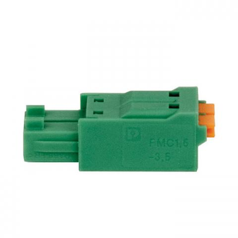 Showtec 2m Adjustable Crowd Barrier Negro - Imagen 1